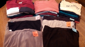 Clothes Shopping_Weight Loss_Thrift Store 1